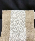 Burlap Fabric and Accessories